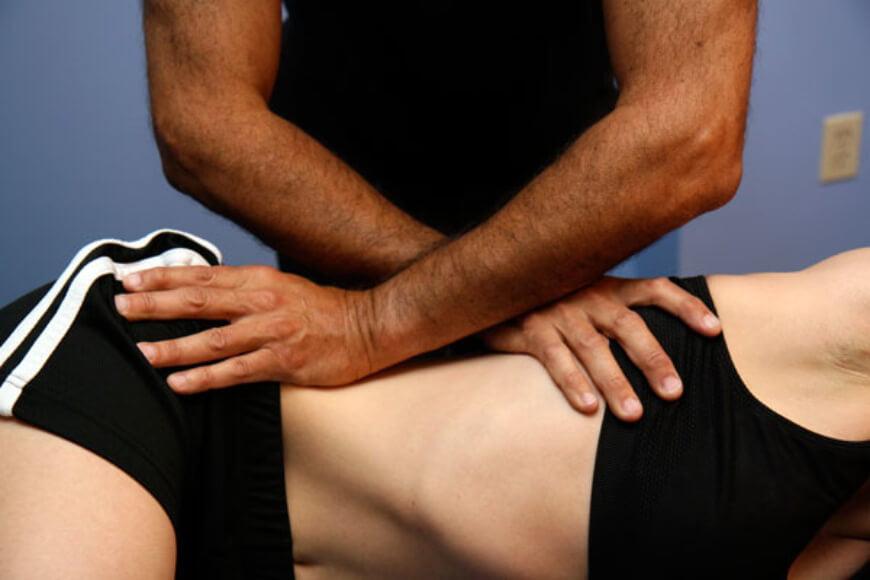 Спортивный массаж в Афродите