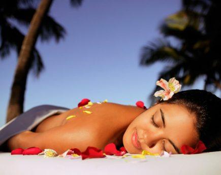 СПА-программа Отпуск в жарких тропиках