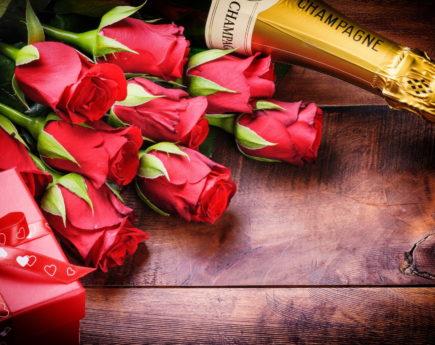 Спа-программа Шампанское и розы