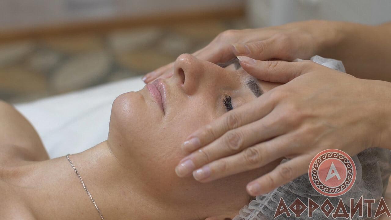 Классический массаж лица в Железнодорожном (Балашиха)