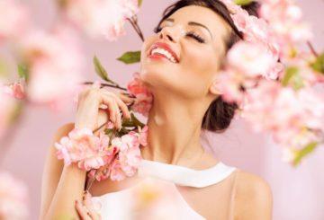 СПА-УХОД «Очарование весны»