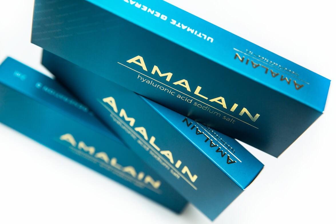 Amalain биоревитализант 2,0мл