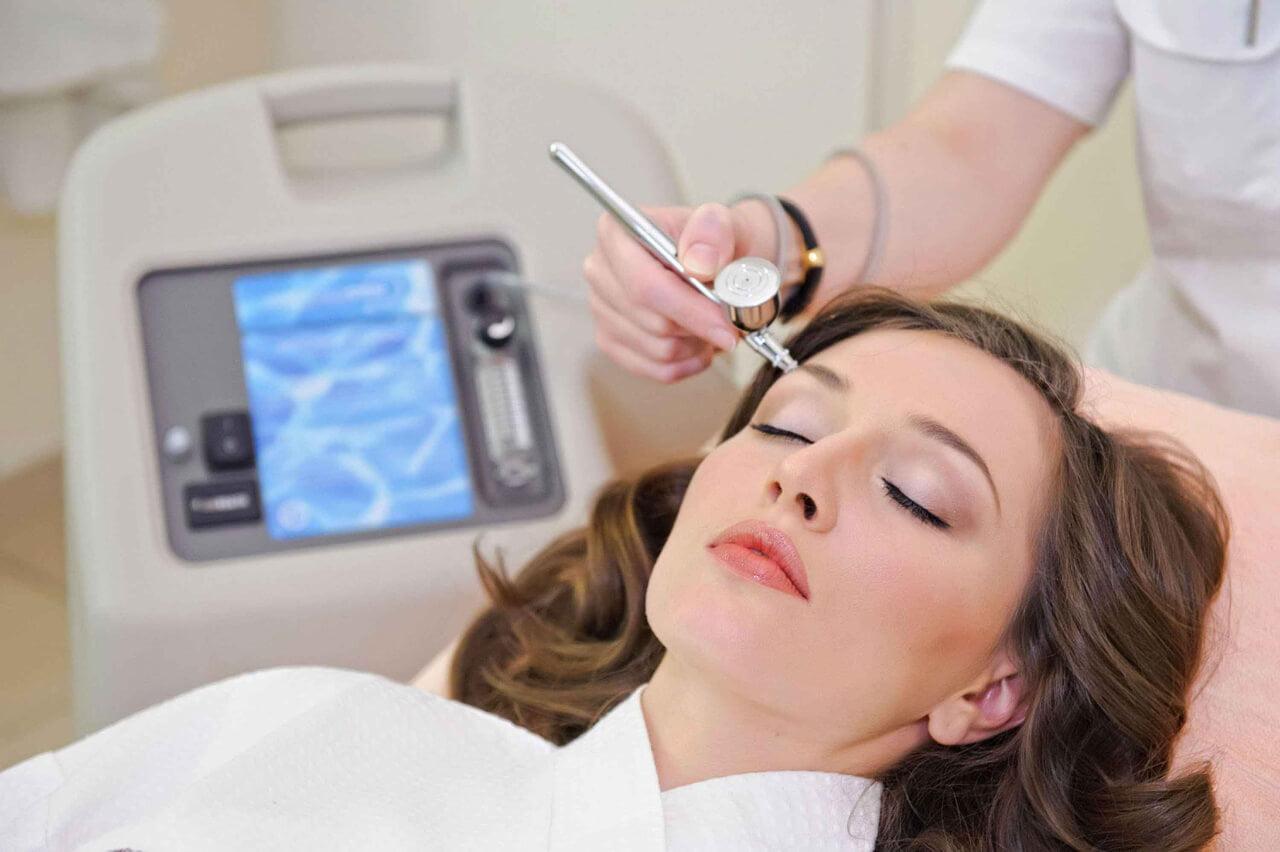 Физиотерапевтическая косметология
