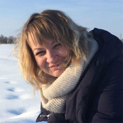 Оксана Тронина