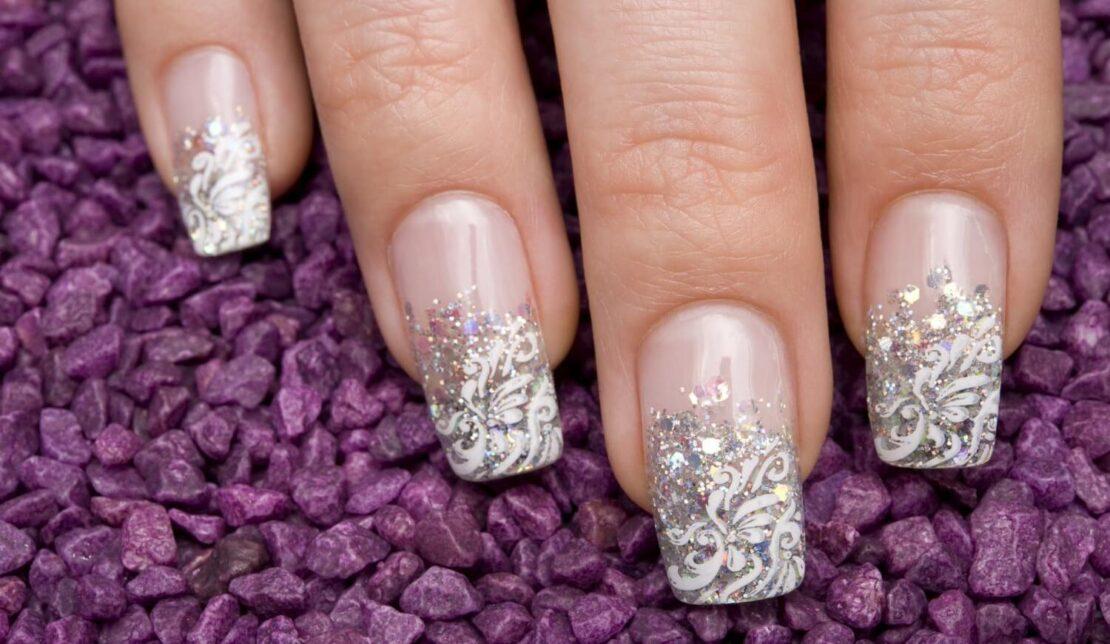 Дизайн ногтей в спа центре Афродита