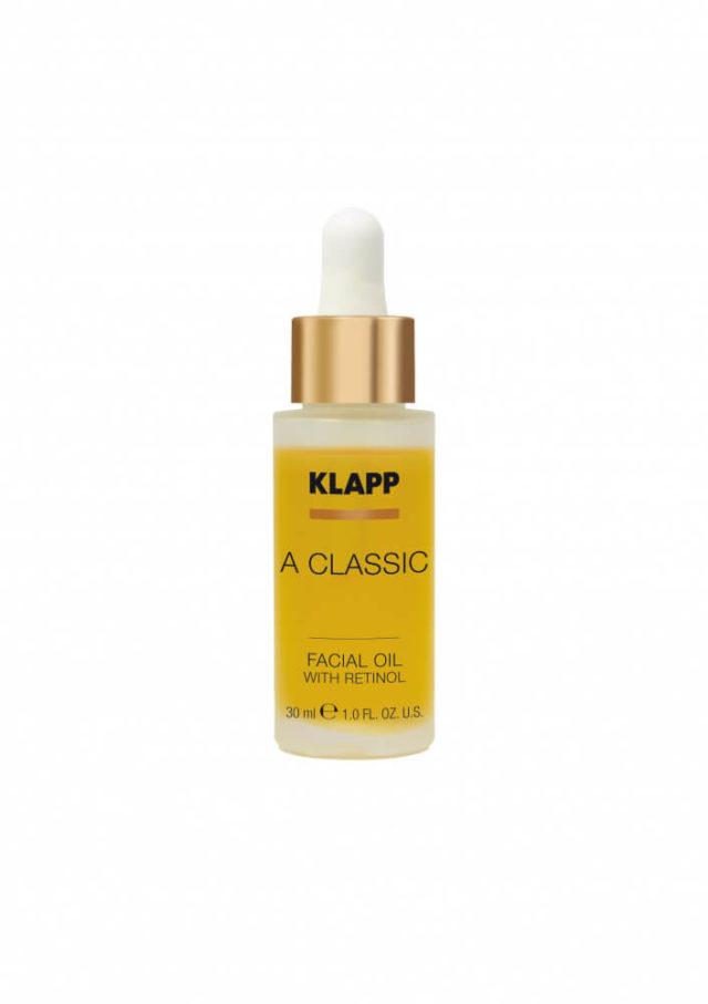 Масло для лица с ретинолом A CLASSIC Facial Oil with Retinol 30мл