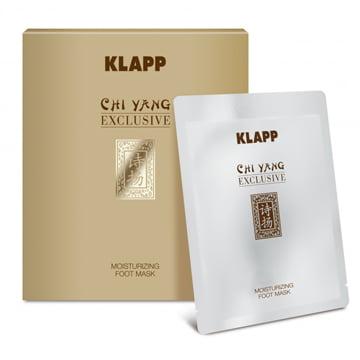 Флисовая маска для ног KLAPP CHI YANG EXCLUSIVE 1х3шт