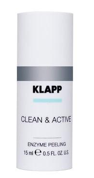 Энзимный скраб KLAPP CLEAN&ACTIVE Enzyme Scrab 15мл