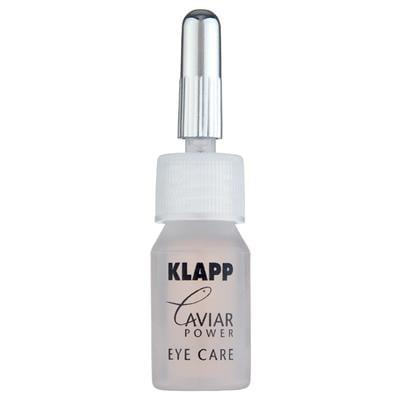 Гель для кожи вокруг глаз KLAPP CAVIAR POWER Eye Care 5х3мл