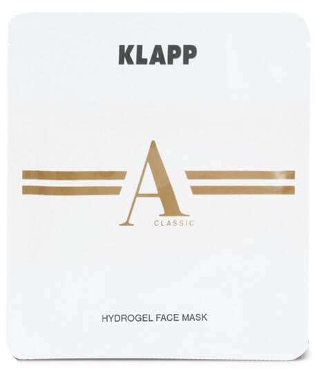 Гидрогелевая маска Витамин А - A CLASSIC Hydrogel Face Mask 1x3шт