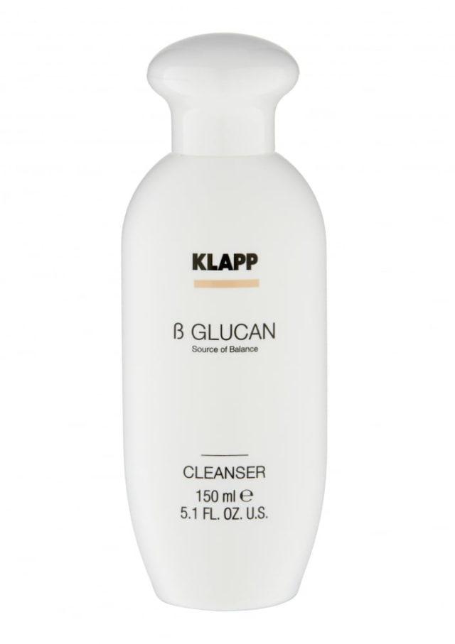 Косметическое молочко BETA GLUCAN Cleanser 150мл