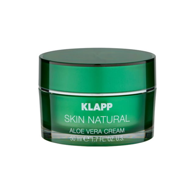 Крем Алое Вера KLAPP COSMETICS SKIN NATURAL 50 мл