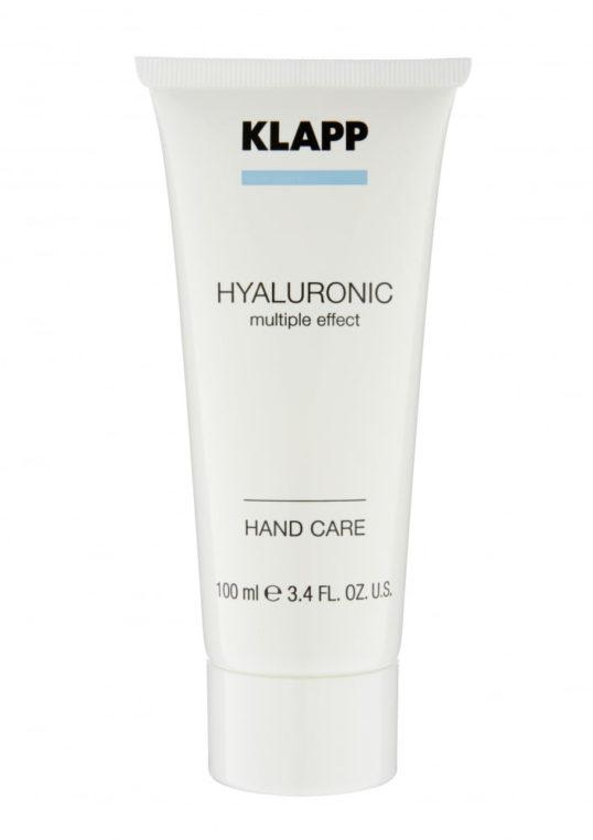 Крем для рук KLAPP COSMETICS HYALURONIC Hand Care 100мл