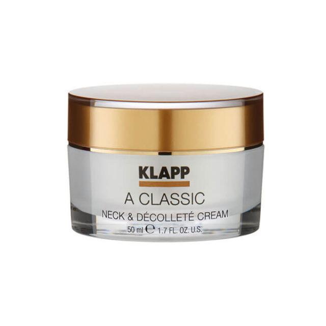 Крем для шеи и декольте A CLASSIC Neck & Decollete Cream 50мл