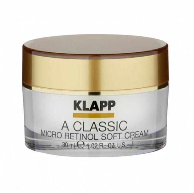 Крем-флюид Микроретинол A CLASSIC Micro Retinol Soft Cream 30мл