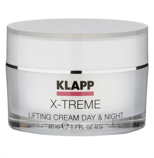 Крем-лифтинг День-ночь X-TREME KLAPP COSMETICS 50мл
