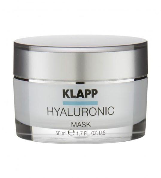 Маска Глубокое увлажнение KLAPP COSMETICS HYALURONIC Mask 50мл