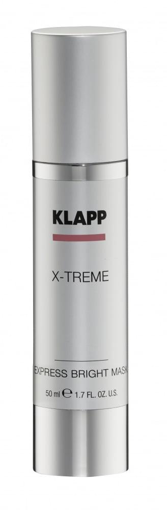 Маска для лица Экспресс очищение X-TREME KLAPP 50 мл