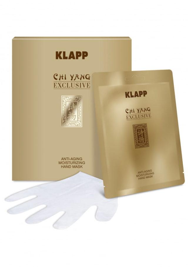 Маска-перчатки для рук KLAPP CHI YANG EXCLUSIVE 1х3шт