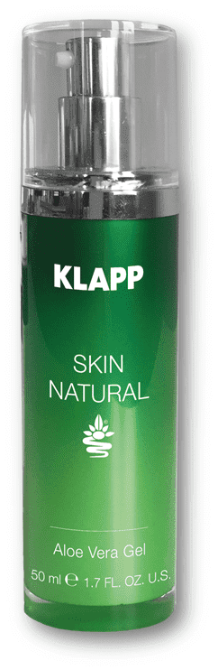 Натуральный гель KLAPP COSMETICS SKIN NATURAL Aloe Vera Gel 50мл