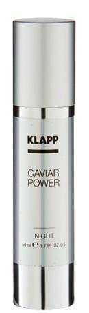 Ночной крем KLAPP CAVIAR POWER Night 50мл