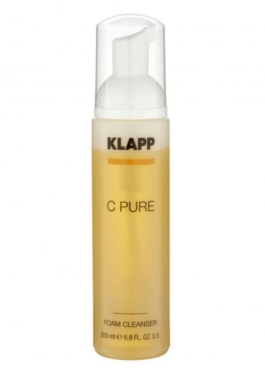 Очищающая пенка C PURE KLAPP Foam Cleanser 200 мл