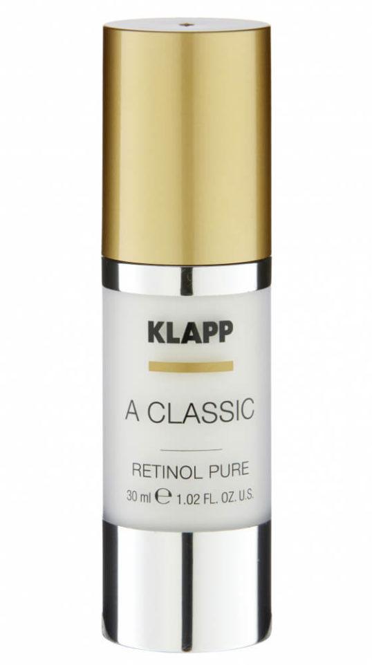 Сыворотка Чистый ретинол A CLASSIC Retinol Pure Fluid 30мл