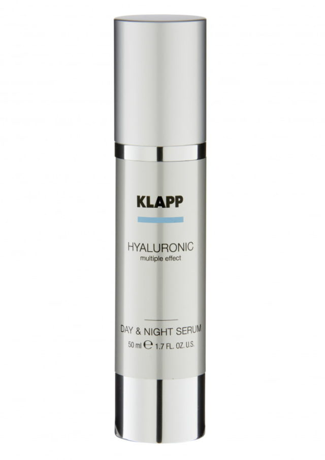 Сыворотка День-Ночь KLAPP COSMETICS HYALURONIC Day&Night Serum 50мл