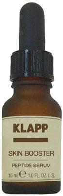 Сыворотка Пептид SKIN BOOSTER KLAPP COSMETICS 15мл