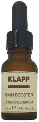 Сыворотка Стволовые клетки KLAPP SKIN BOOSTER 15мл