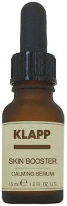 Сыворотка Успокаивающая SKIN BOOSTER KLAPP 15мл