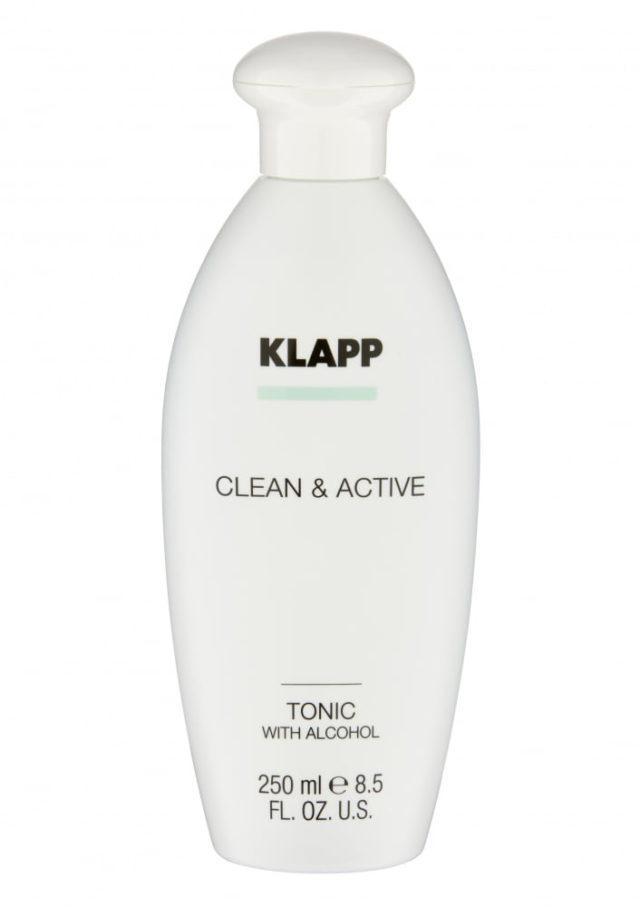Тоник KLAPP CLEAN&ACTIVE Tonic 250мл