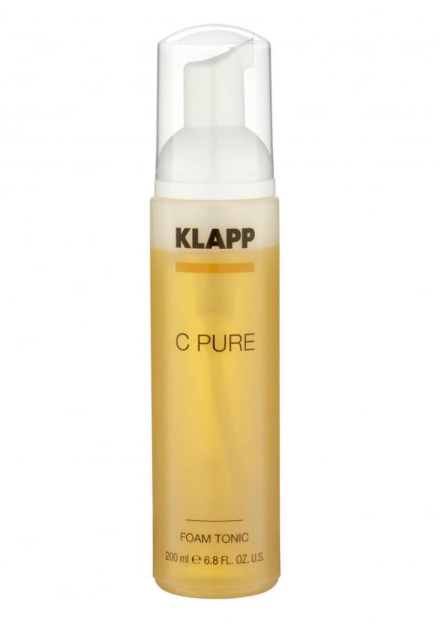 Тоник-пенка C PURE KLAPP Foam Tonic 200мл