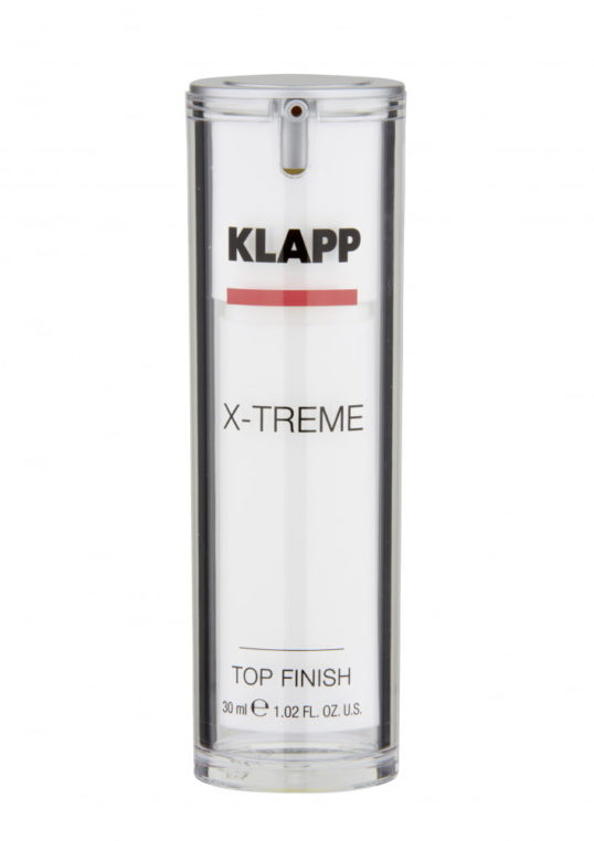 Топ Финиш Эффект бархата X-TREME KLAPP COSMETICS 30 мл