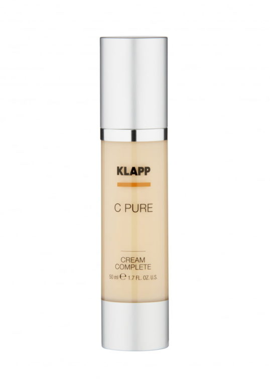 Витаминный крем KLAPP C PURE Cream Complete 50мл