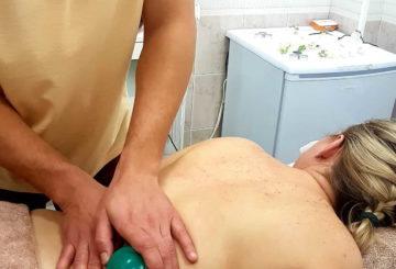 Микс моделирующий массаж в Железнодорожном