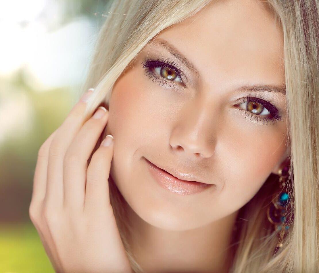 Косметическая маска для регенерации кожи лица