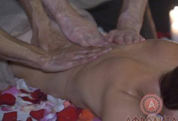 Классический массаж в 4 руки в Железнодорожном