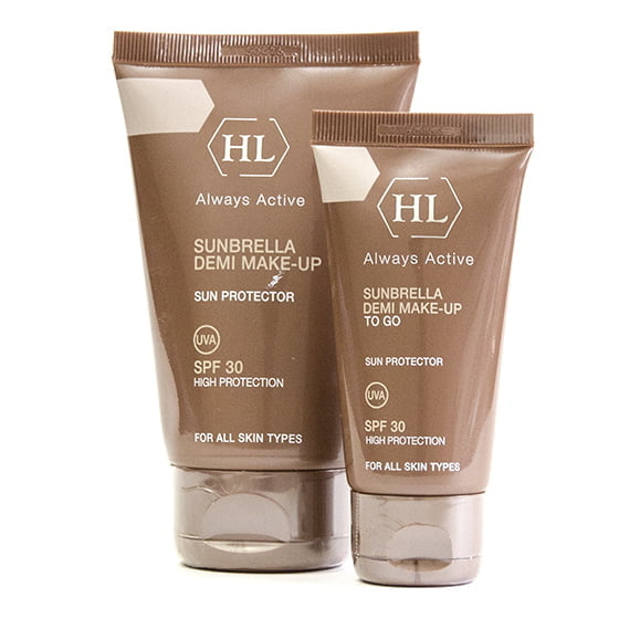 HOLY LAND SUNBRELLA DEMI MAKE-UP SPF 30, 50 мл