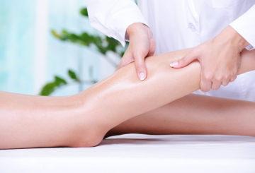 Классический массаж ног в Железнодорожном
