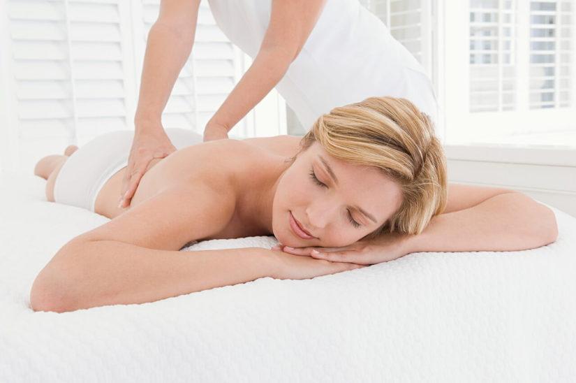 Классический массаж спины г Железнодорожный