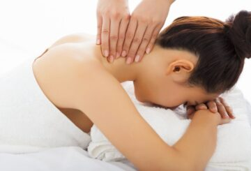 Акция массаж шейно-воротниковой зоны