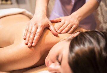 Акция на классический массаж