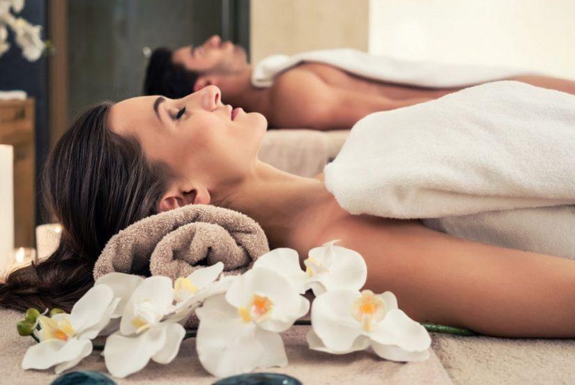 Романтическое Спа Для Двоих