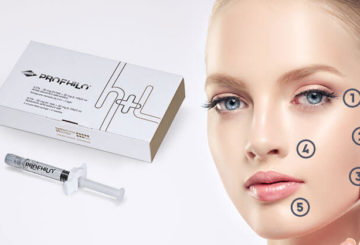 Профайло - биомоделирование лица