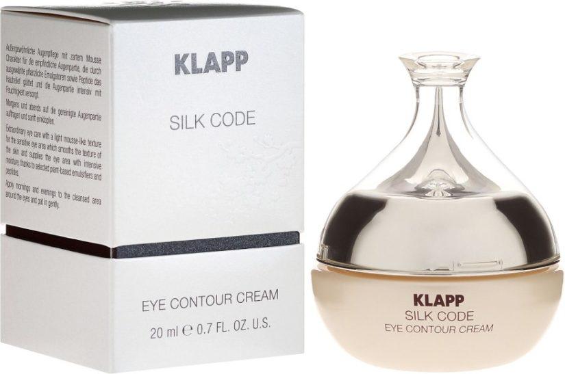 Klapp Silk code Treatment