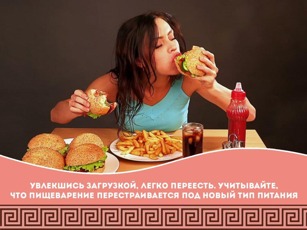 Как проводить читмил при похудении